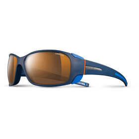 Julbo Montebianco Cameleon Lunettes de soleil, blue/blue/orange-brown